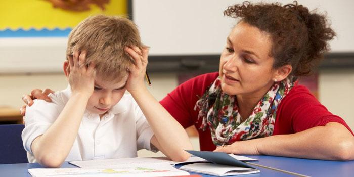 Ребёнок не хочет учиться2