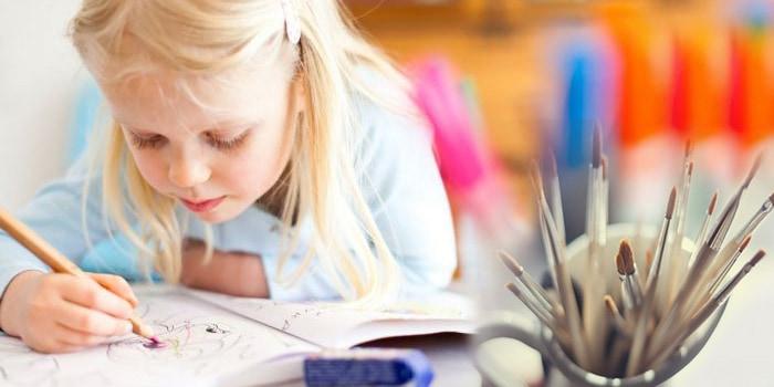 Как научить ребёнка сосредотачиваться1