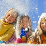 Новогодние каникулы с детьми, или Как не заблудиться в калейдоскопе желаний