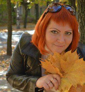 Оксана Шустанова