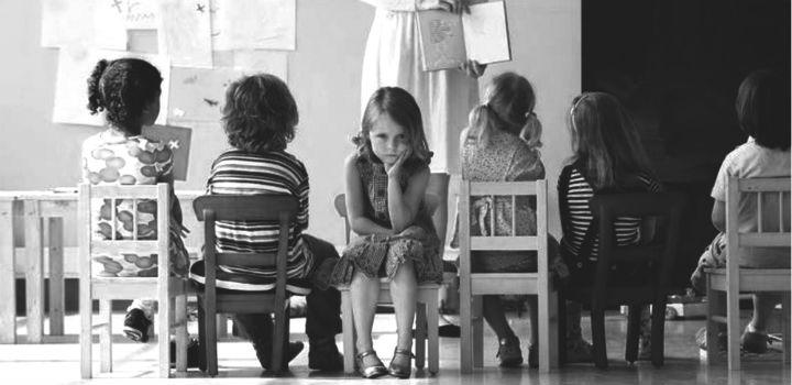 ребенок не хочет идти в ясли