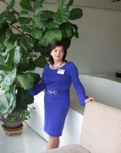 Шалюга Любовь Васильевна