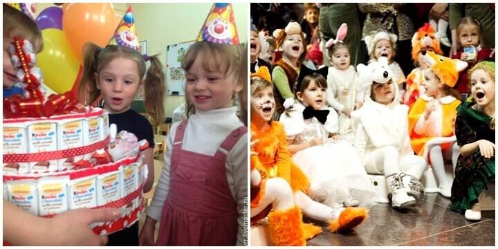 Сценарий детского новогоднего праздника и подарок