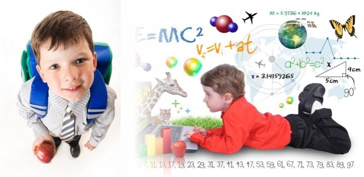 Особенности обучения детей
