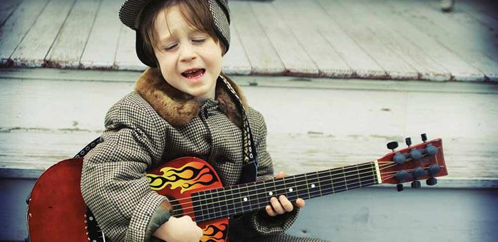 Восприятие особенностей музыкального звучания