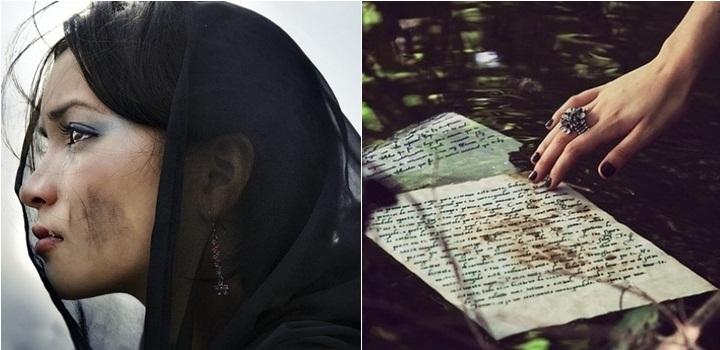 Письмо папе — туда, где уже не прочесть