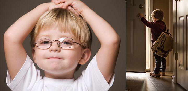 как подготовить ребенка к школе в домашних условиях фото