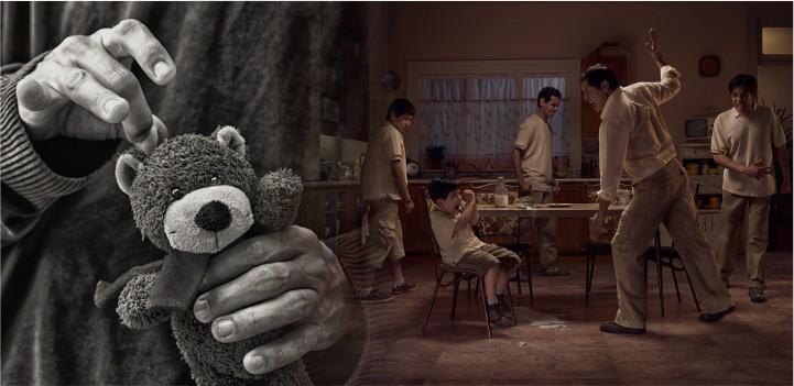 Насилие над детьми в семье фото