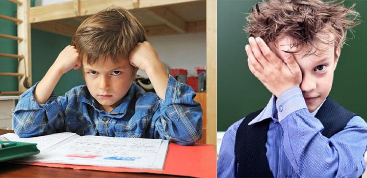 Почему ребенок не хочет учиться фото