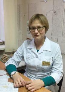 Крестникова Екатерина Николаевна