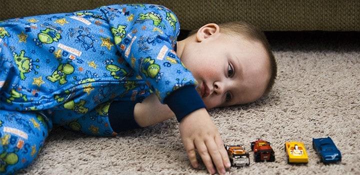 картинка Ранний детский аутизм