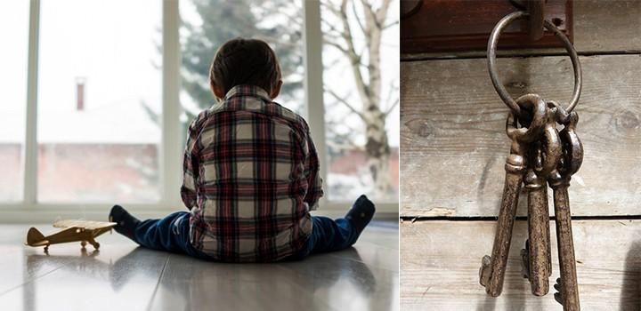 картинка Синдром раннего детского аутизма