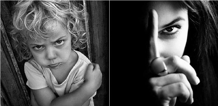 картинка Агрессивное поведение детей