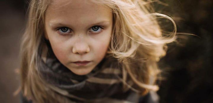 картинка Неуправляемый ребенок