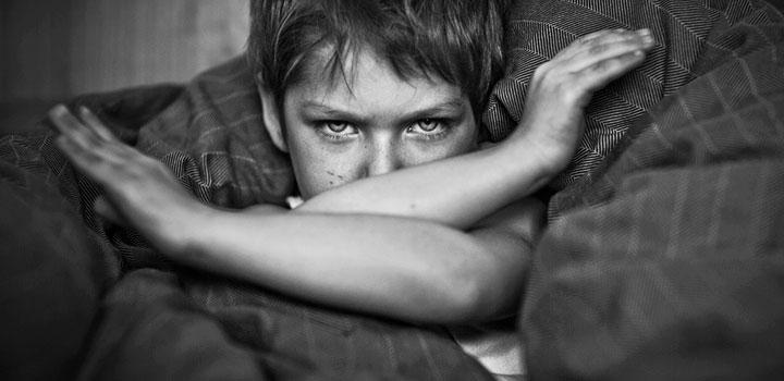 фото Неуправляемый ребенок