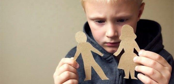 картинка Как пережить развод родителей
