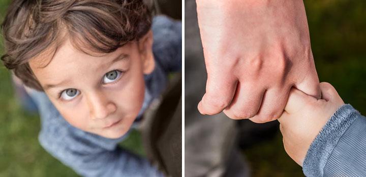 картинка Побои останавливают развитие ребенка