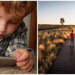 Как оторвать ребенка от телефона