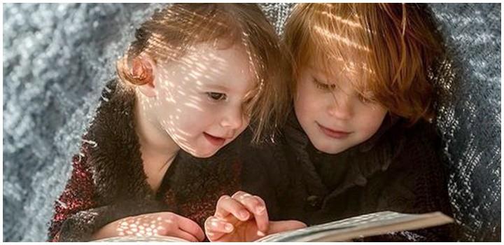 изображение Домашнее чтение вслух