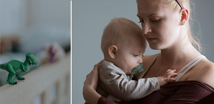 фото Как быстро уложить ребенка спать
