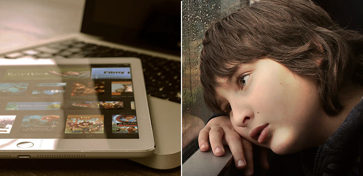 зависимость детей от интернета картинка