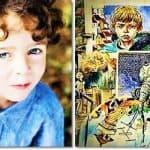 «Голубятня на желтой поляне» — книга о фантастическом проникновении взрослого в мир детства