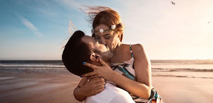 изображение Счастливая женщина